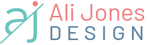 Ali Jones Design Logo